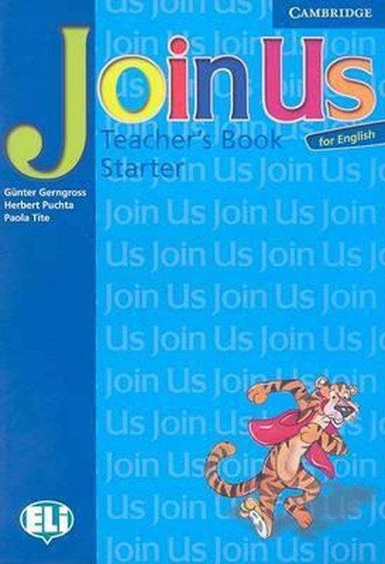 Join Us for English Starter Teachers Book