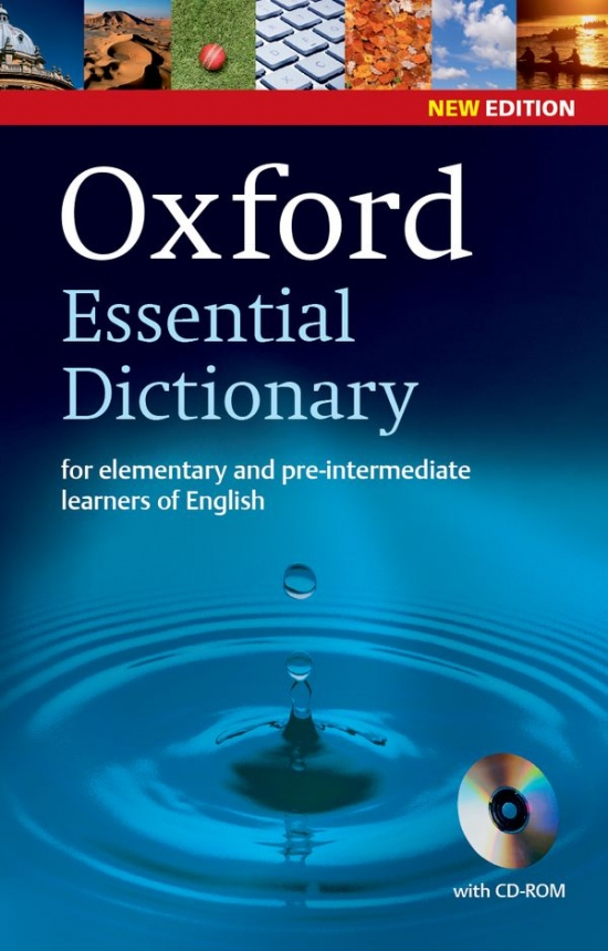 Oxford Essential Dictionary (2nd Edition) with CD-ROM