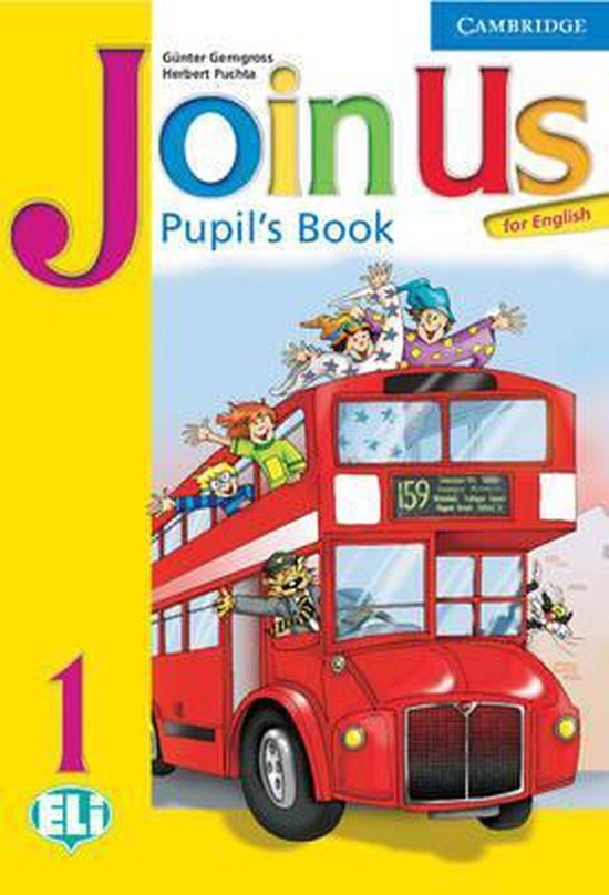 Join Us for English 1 Pupil´s Book