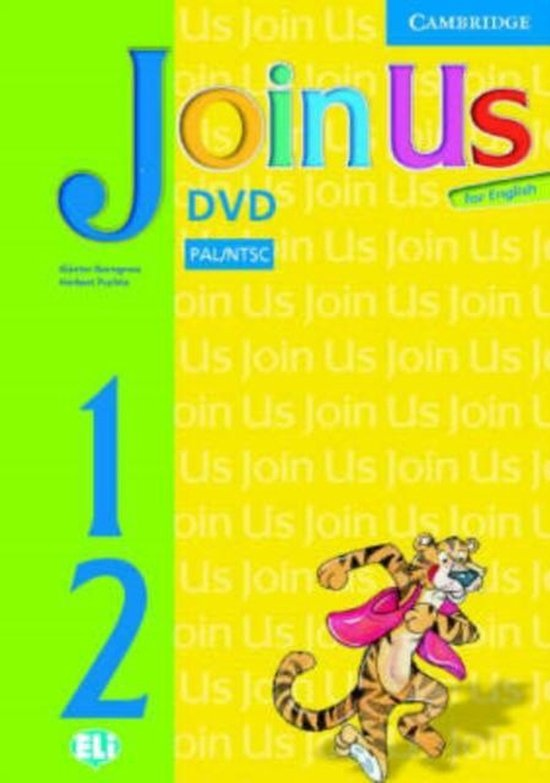 Join Us for English 1 and 2 DVD : 9780521704014