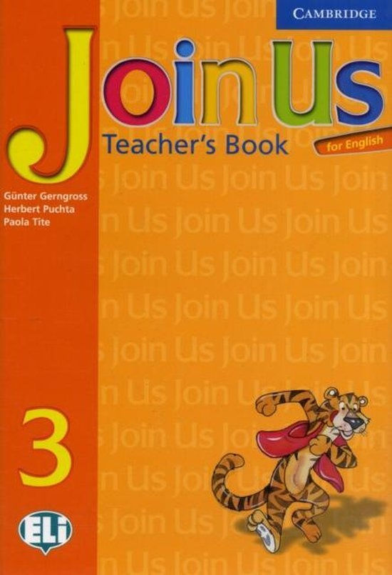 Join Us for English 3 Teachers Book