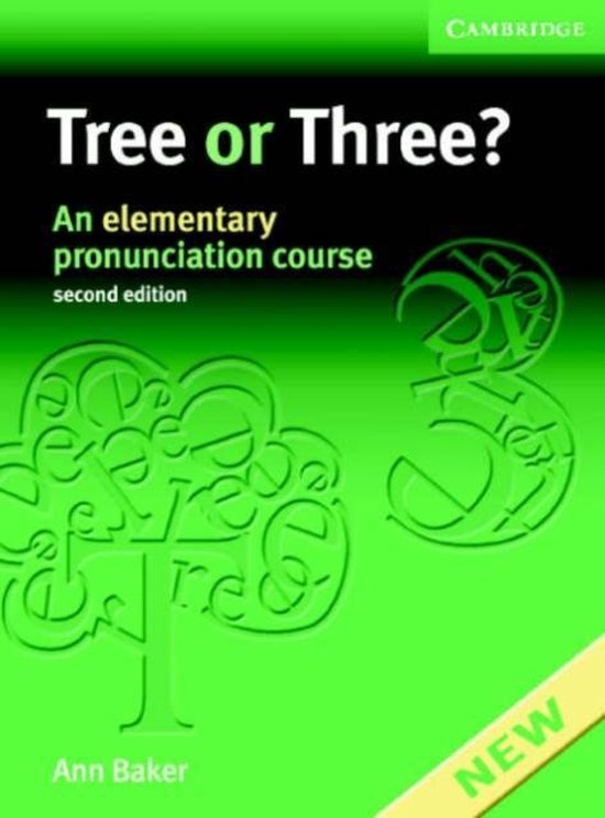 Tree or Three? An Elementary Pronunciation Course (2nd Edition) with Audio CDs (3)