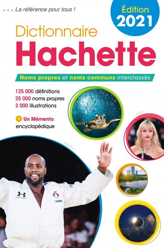 DICTIONNAIRE HACHETTE 2021 : 9782013951487