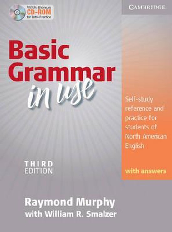 Basic Grammar in Use With answers and CD-ROM ( Third Edition) : 9780521133340