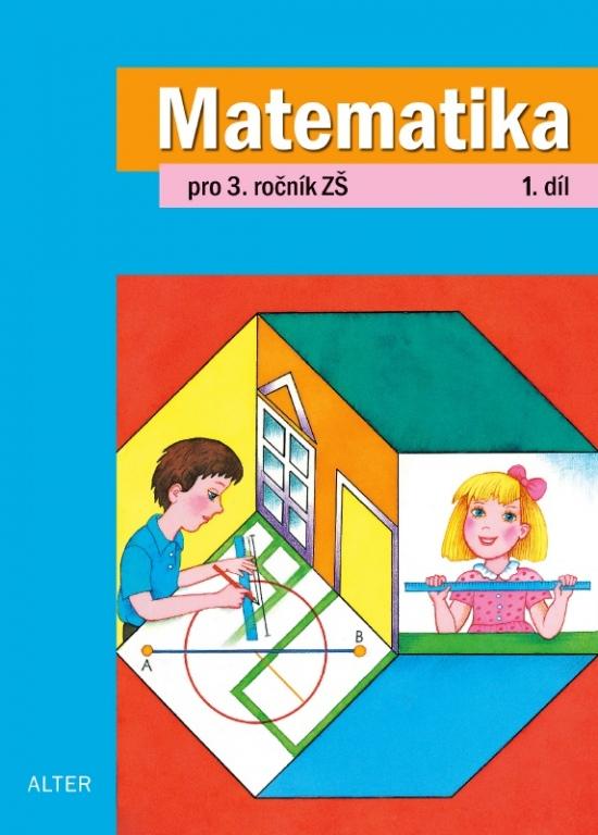 MATEMATIKA pro 3. ročník - 1. díl (092759)