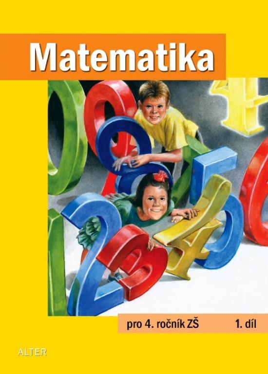 MATEMATIKA pro 4. ročník - 1. díl (092774)