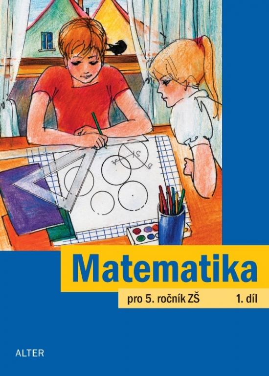 MATEMATIKA pro 5. ročník - 1. díl (092779)