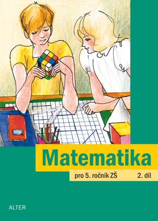 MATEMATIKA pro 5. ročník - 2. díl (092780)