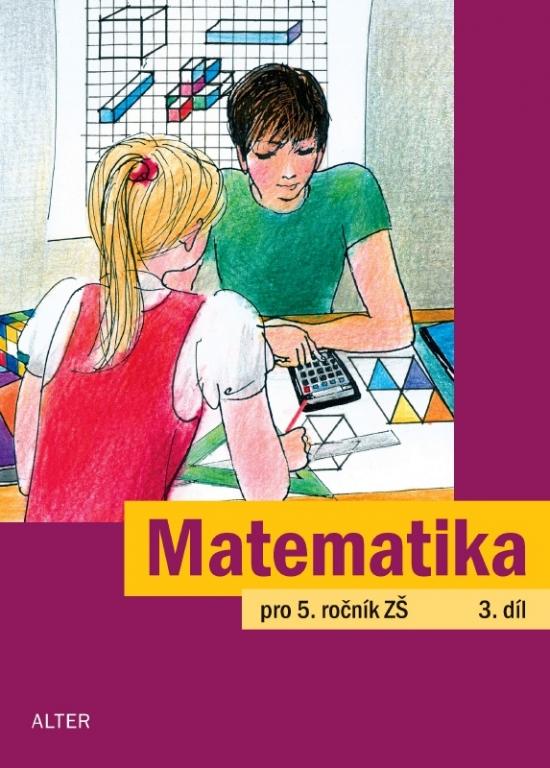 MATEMATIKA pro 5. ročník - 3. díl (092781)