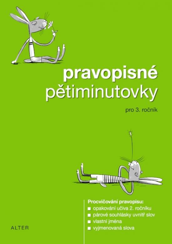 PRAVOPISNÉ PĚTIMINUTOVKY 3 (092112)