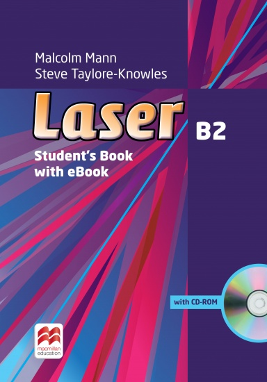 Laser (3rd Edition) B2 Student´s Book + CD-ROM Pack + eBook