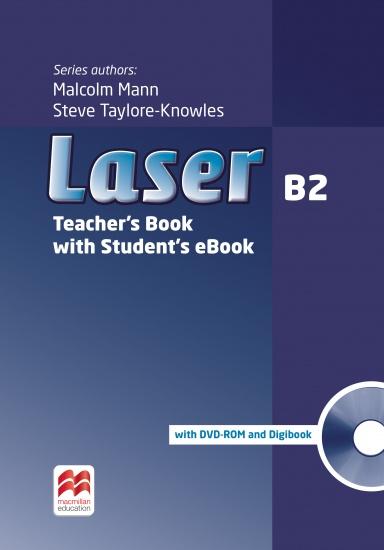 Laser (3rd Edition) B2 Teacher´s Book Pack + eBook