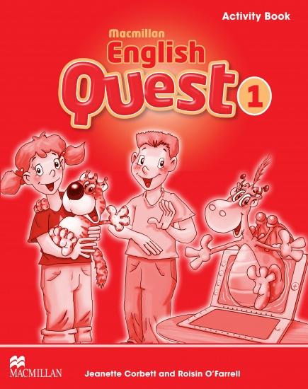 Macmillan English Quest 1 Activity Book