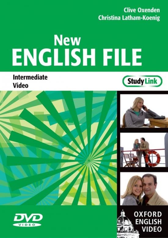 NEW ENGLISH FILE INTERMEDIATE DVD