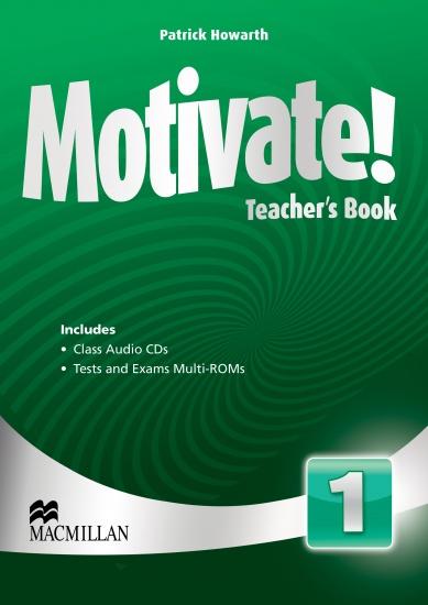 Motivate 1 Teacher´s Book Pack