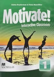 Motivate 1 IWB DVD-ROM