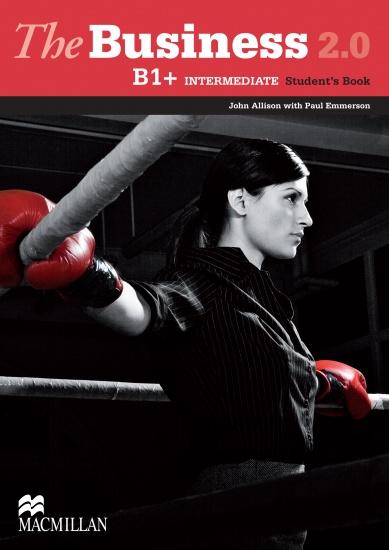 The Business 2.0 Intermediate B1+ Student´s Book