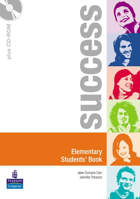 Success Elementary Student´s Book with CD-ROM : 9781405851916