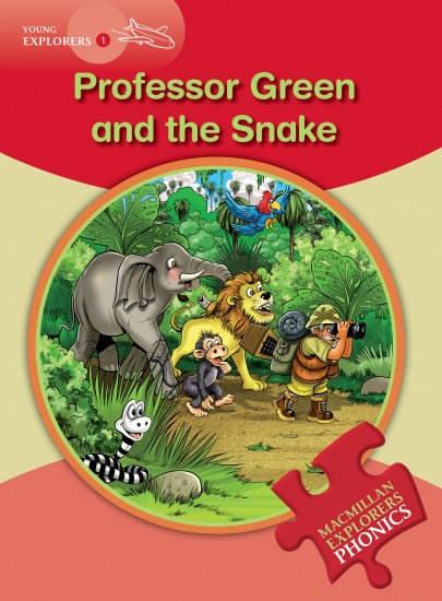 Young Explorers 1 Phonic Professor Green