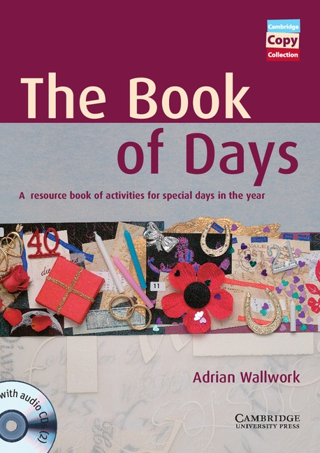 The Book of Days Book with Audio CDs (2)