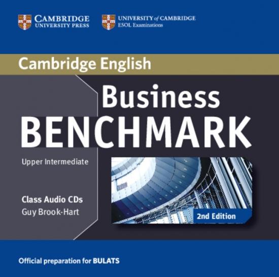 Business Benchmark Upper Intermediate (2nd Edition) BULATS Class Audio CDs (2)