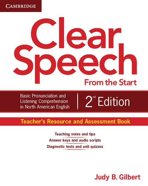 Clear Speech from the Start 2nd ed. Teacher´s Resource and Assessment Book
