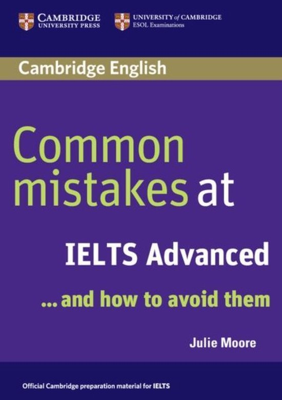 Common Mistakes at IELTS Advanced : 9780521692472