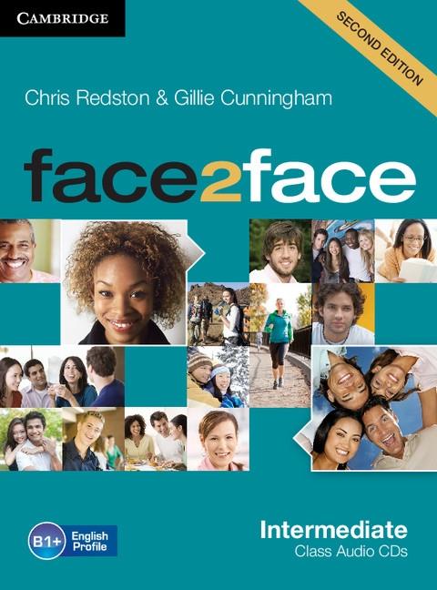 face2face 2nd Edition Intermediate Class Audio CDs (3)