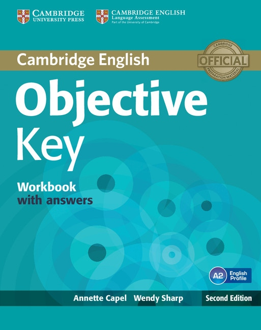 Objective Key 2nd Edition Workbook with answers