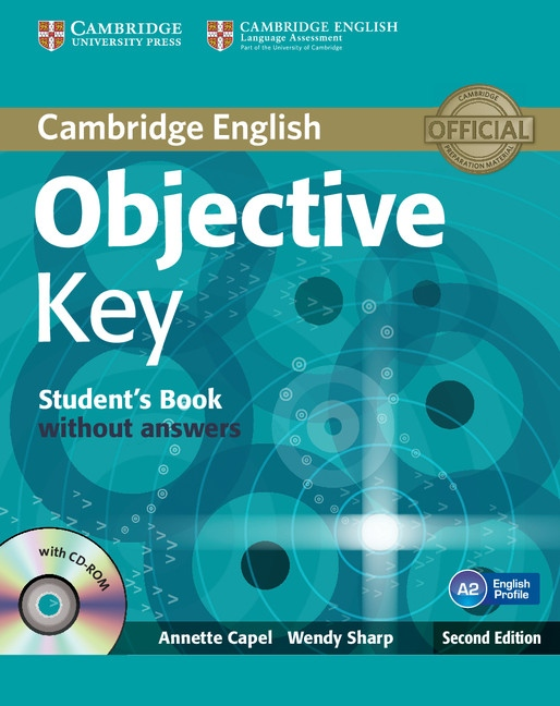 Objective Key 2nd Edition Student´s Book without answers with CD-ROM : 9781107662827