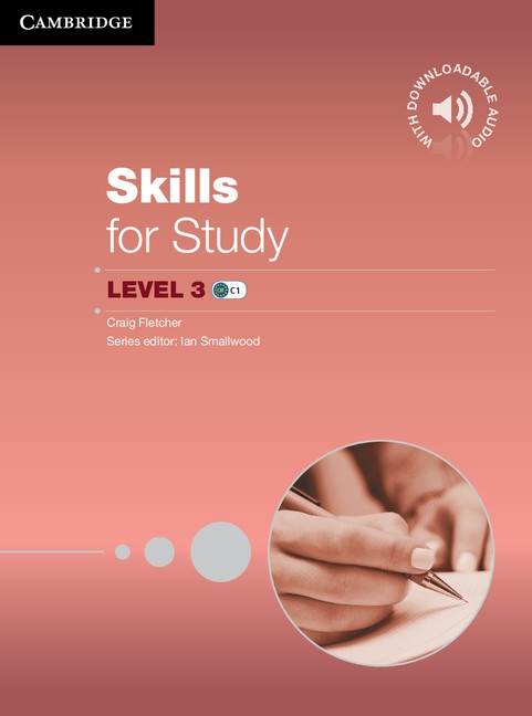 Skills for Study 3 (B2-C1) Student´s Book with Downloadable Audio