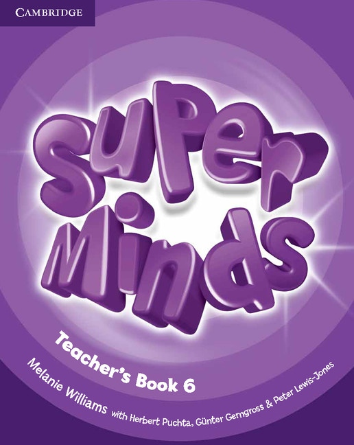 Super Minds 6 Teacher´s Book