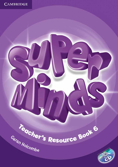 Super Minds 6 Teacher´s Resource Book