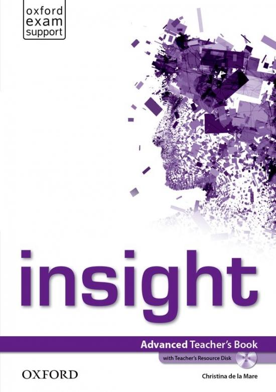 Insight Advanced Teacher´s Book and Teacher´s Resource MultiROM Pack