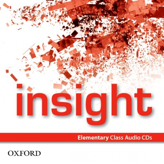 Insight Elementary Class Audio CDs (3)