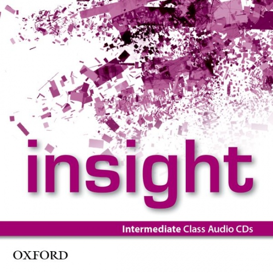 Insight Pre-Intermediate Class Audio CDs (3)
