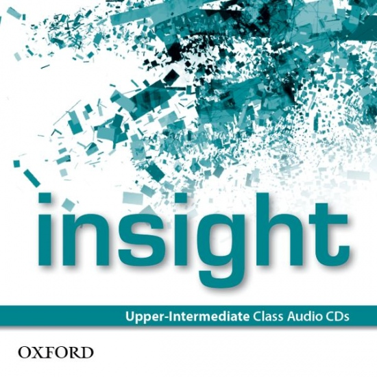 Insight Upper-Intermediate Class Audio CDs (3)