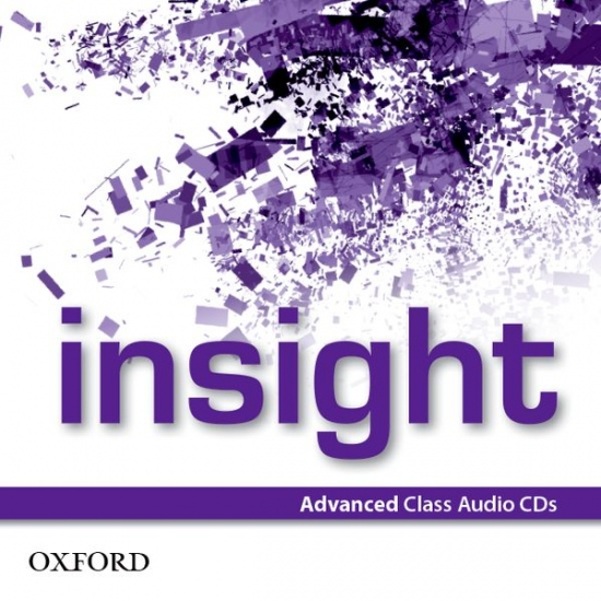 Insight Advanced Class Audio CDs (3)