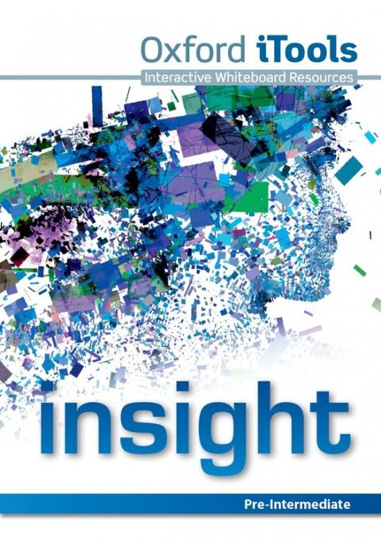 Insight Pre-Intermediate iTools DVD-ROM : 9780194011020