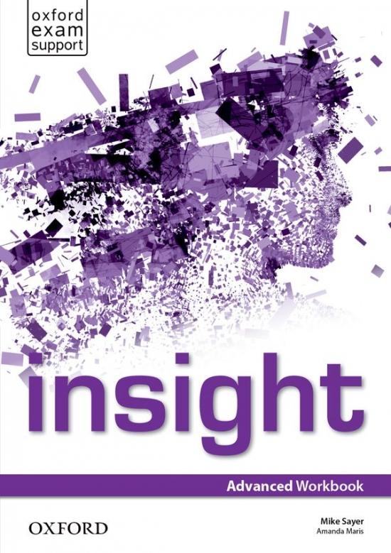 Insight Advanced Workbook : 9780194011150