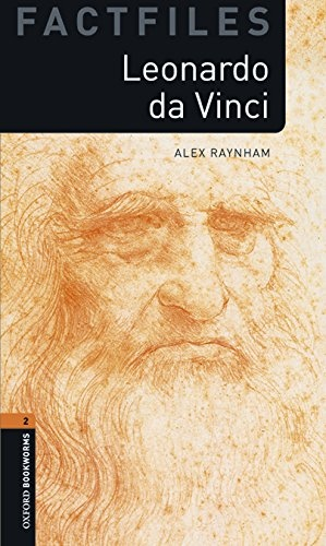 New Oxford Bookworms Library 2 Leonardo da Vinci Factfile Audio Mp3 Pack : 9780194620864