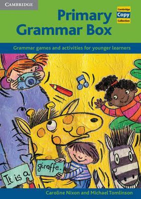 Primary Grammar Box