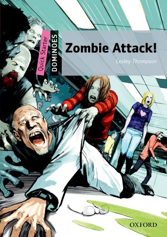 Dominoes Quick Starter Zombie Attack! : 9780194249867