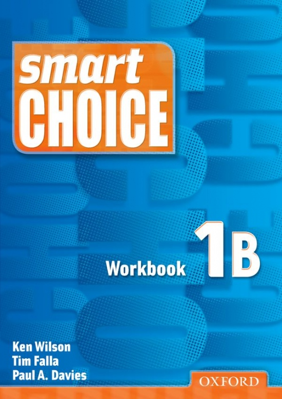 Smart Choice 1 Workbook B : 9780194302531