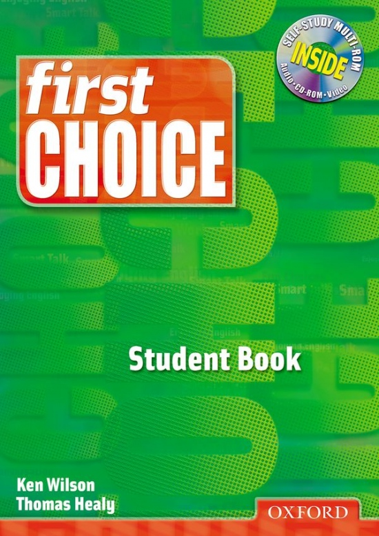 First Choice Student´s Book with MultiROM pack : 9780194305617