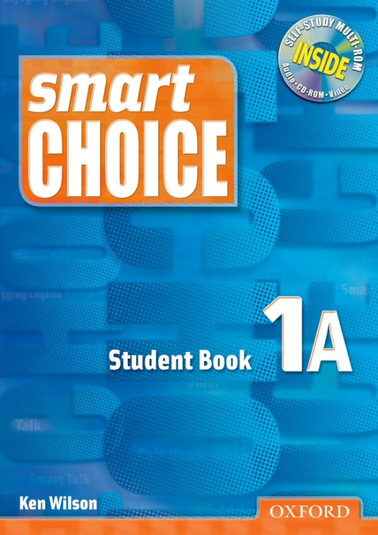 Smart Choice 1 Student´s Book A with MultiROM Pack