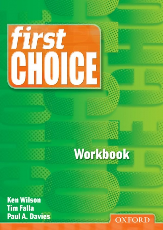 First Choice Workbook