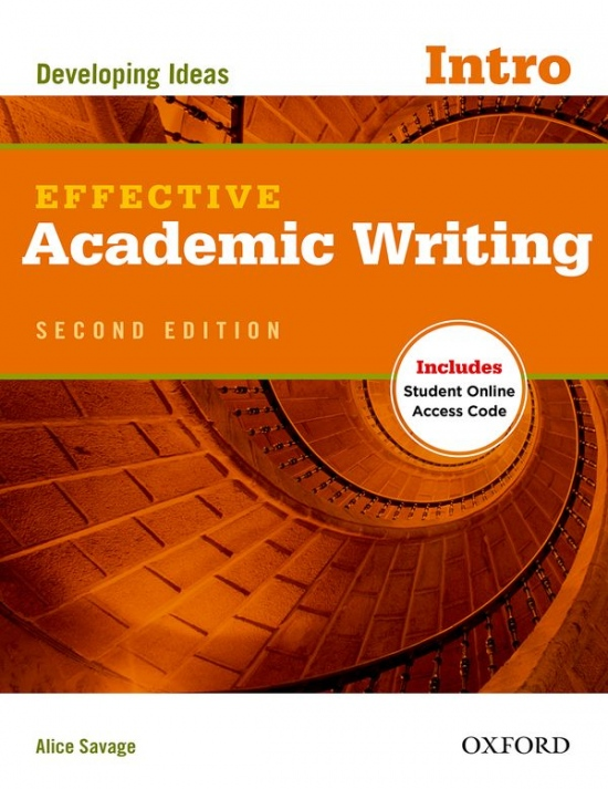 Effective Academic Writing Intro (2nd Edition) Student´s Book with Online Access Code