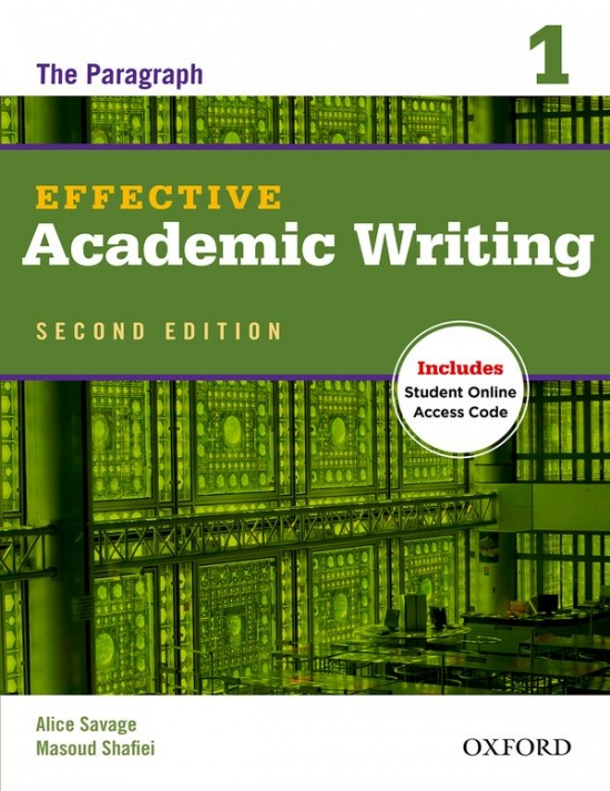 Effective Academic Writing 1 (2nd Edition) Student´s Book with Online Access Code : 9780194323468