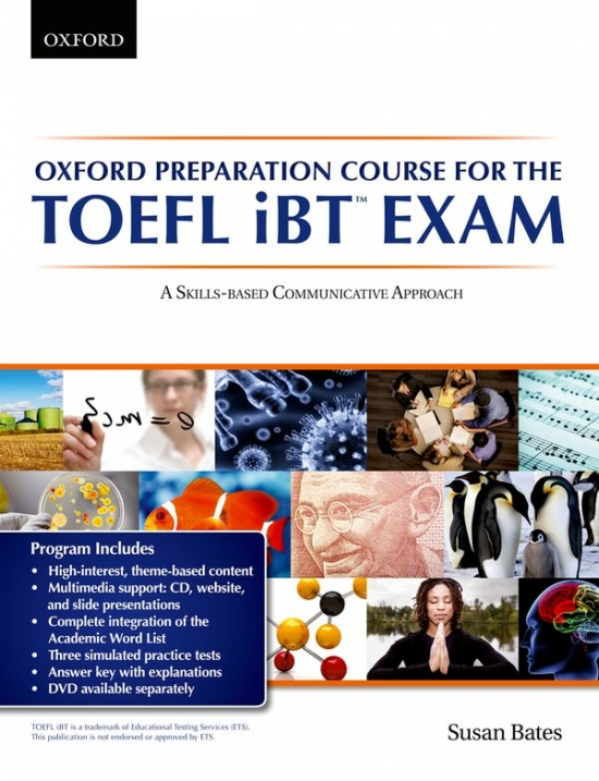 Oxford Preparation Course for TOEFL iBT Exam with Audio CDs & Online Access : 9780194326490